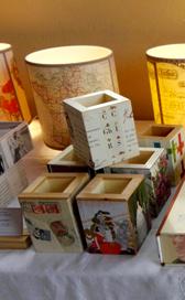 Homofaber- Portamatite in legno